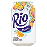 Rio Tropical 330ml Cans (pack of 24)