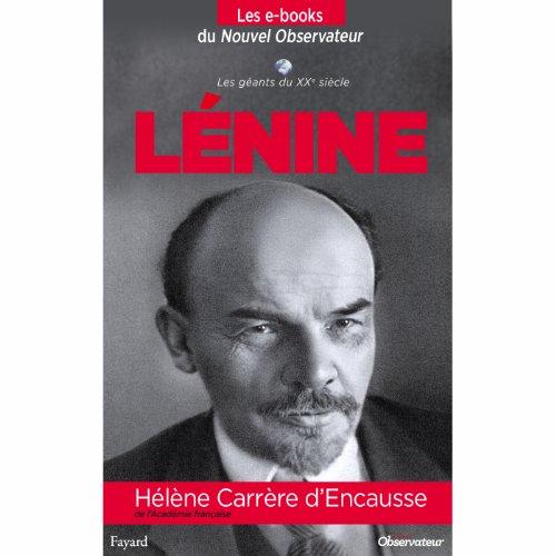 Lenine (Nouvel Observateur, Les gants du XXme sicle t. 7)