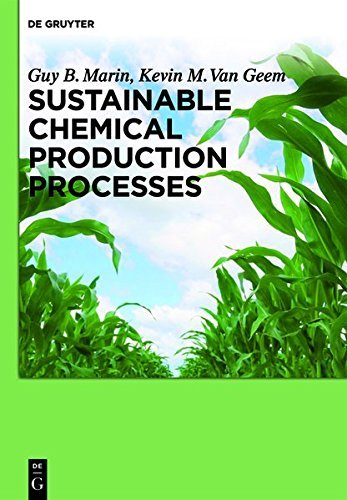 Sustainable Chemical Production Processes
