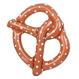 HARRYSTORE Giant Aufblasbare Brezel Form Schwimmer Spielzeug Sommer Schwimmen Ring Wasser Raft Für Schwimmen