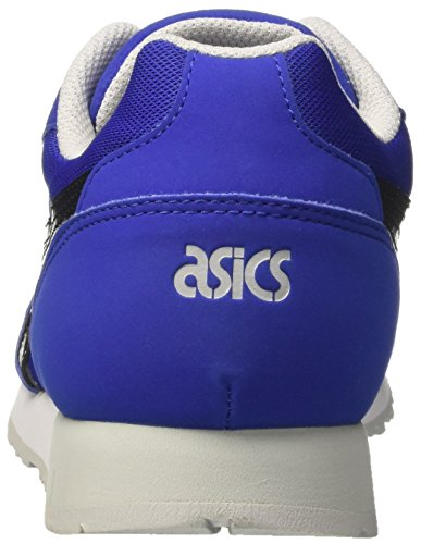 Asics Herren-CURREO Turnschuhe Blau (Asics Blue/black)