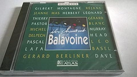 Hommage A Balavoine - HOMMAGE ILS CHANTENT