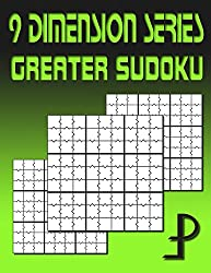 9 Dimension Series: Greater Sudoku: Volume 12