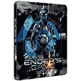 Ender`s Game Exclusive Steelbook Blu-Ray