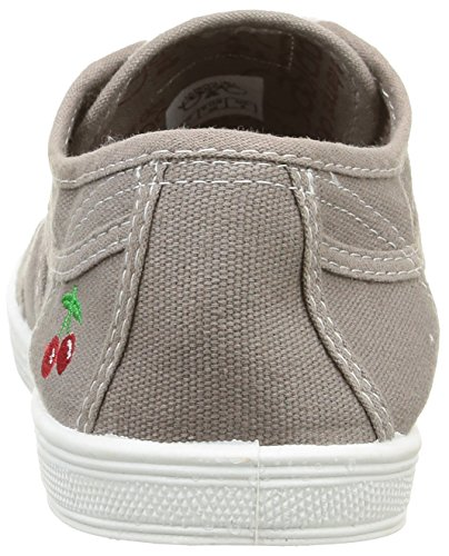 Le Temps des Cerises Basic 02 Fancy, Baskets mode femme Gris (Light Grey)