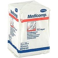 Medicomp Kompr.7,5x7,5cm unsteril, 100 St preisvergleich bei billige-tabletten.eu