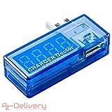 AZDelivery  voltimetro amperimetro modulo DSN-VC288 con Pantalla LED...