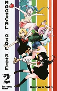 Magical Girl Site Edition simple Tome 2