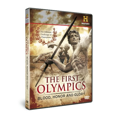 Bild von The First Olympics - Blood, Honor and Glory [DVD] [UK Import]