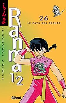 Ranma 1/2 - Tome 26 : Le Pays des géants