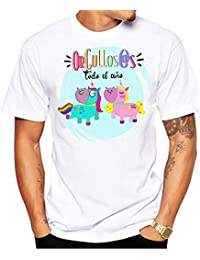 Camiseta Hombre Orgullos s Todo el año. Camiseta Dia del Orgullo Gay LGTB. 2ff6decd009