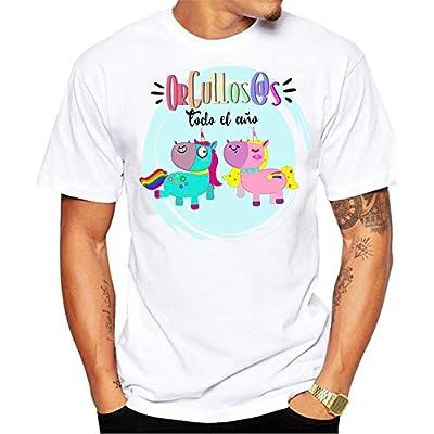 Camiseta Hombre Orgullos@s Todo el año