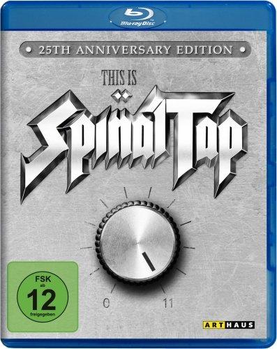 Bild von This Is Spinal Tap  (OmU) - 25th Anniversary Edition [Blu-ray]