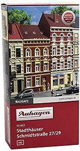 Auhagen - Casa de decoración para modelismo ferroviario (11417)