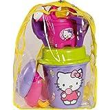 Androni Giocattoli - Set de juguetes de playa Hello Kitty (7113030) - Surtido: colores aleatorios