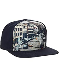 s.Oliver Herren Baseball Cap 97703922123, Blau (5912), One Size