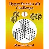 Hyper Sudoku 3D Challenge 1