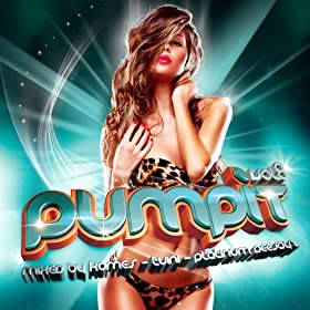 Various Artists-Pump It Vol.8 (World Edition)