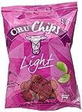 CruChips, Cecina y carne seca (Light) - 6 de 25 gr. (Total 150 gr.)