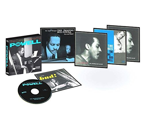 The Complete Amazing Bud Powell - Powell Set
