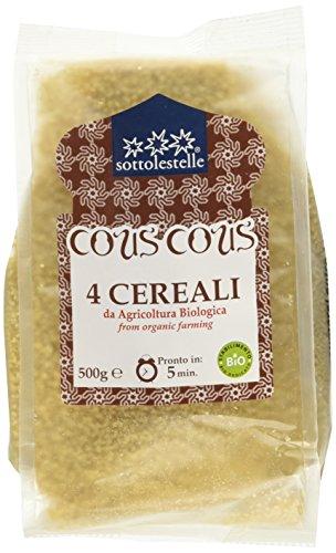 Sottolestelle Cous Cous 4 Cereali 6 pezzi da 500 g