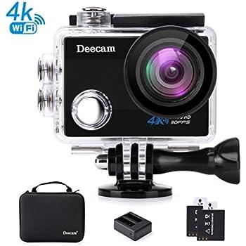 4k action cam actioncam 1080p wasserdichte helmkamera. Black Bedroom Furniture Sets. Home Design Ideas