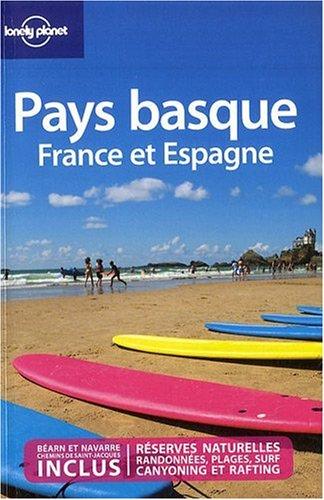 PAYS BASQUE FRANCE ET ESPAG 1E par CAROLINE DELABROY