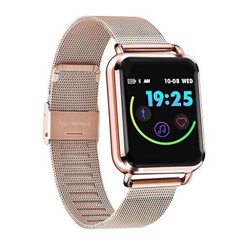 Q3 Bildschirm Smart Armband Herzfrequenz-Tracker Blutdruck-Schlaf-Monitoring-Informationen Push-Schritt Multi-Mode-Sportuhr/Für Android iOS-Geräte und Software Kamera-monitoring-software