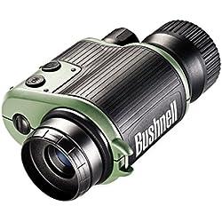 Bushnell 2x24mm NightWacth - Visor nocturno, primera generación, verde y negro