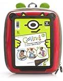 Go Vinci Soft Back Activity Backpack (Red)