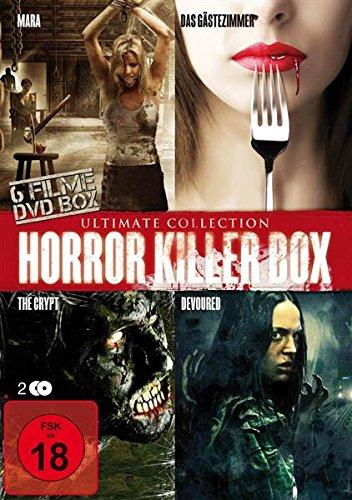 Horror Killer Box [2 DVDs] -
