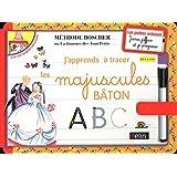 Ardoises Boscher - Les majuscules bton