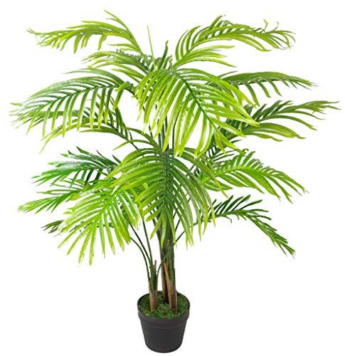 Leaf Künstliche Areca-Palme, 130 cm