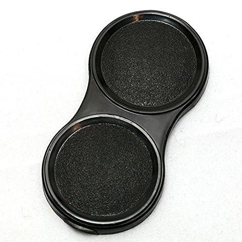 Cache double objectif pour Rolleiflex Rollei argentique 2x32mm 32mm 32 mm - ADAPTOUT MARQUE