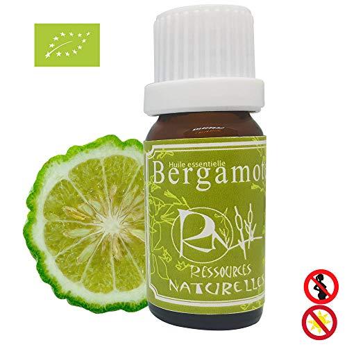 Huile essentielle bio de Bergamote 10ml
