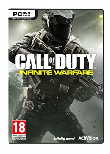 Call of Duty: Infinite Warfare (PC DVD) Best Price and Cheapest