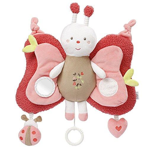 Preisvergleich Produktbild Fehn 068108 LED-Spieluhr Schmetterling