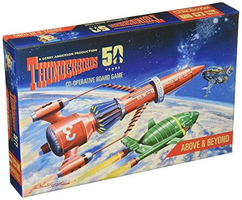Modiphius muh050088Oben und Unten Expansion Thunderbirds Board Game (Thunder Board-spiel)