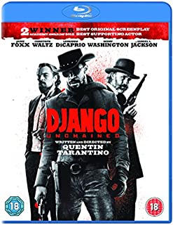 Django Unchained (Blu-ray) [2013] [Region Free] (B009VI63OE) | Amazon Products