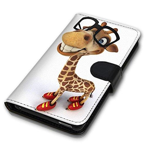 Wallet Book Style Flip Handy Tasche Case Schutz Hülle Schale Motiv Etui für Apple iPhone 6 / 6S - Variante UMV37 Design10 Design 5