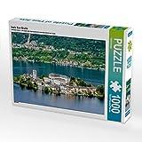 Isola San Giulio - Puzzle orizzontale, 1000 pezzi