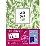 Code civil 2017 Jaquette Graphik Vert (entrée par anc. & nouv. numéros). Avec guide « Réforme du droit des contrats et des obligations » offert
