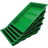 Biotop Pack de 5 bandejas para el Cultivo de Semillas (35 x 23,5 cm),, 1x1x1 cm, B2010