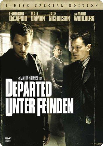 Bild von Departed - Unter Feinden (Limited Edition im Steelbook, 2 DVDs inkl. Original-Drehbuch)