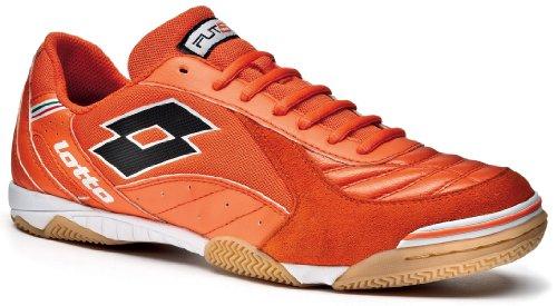 Lotto Sport  FUTSAL PRO VI ID,  Scarpe da calcio uomo Arancione (orange hot)