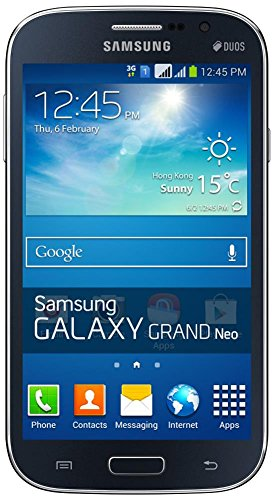 Samsung Galaxy Grand Neo GT-I9060 (Midnight Black)