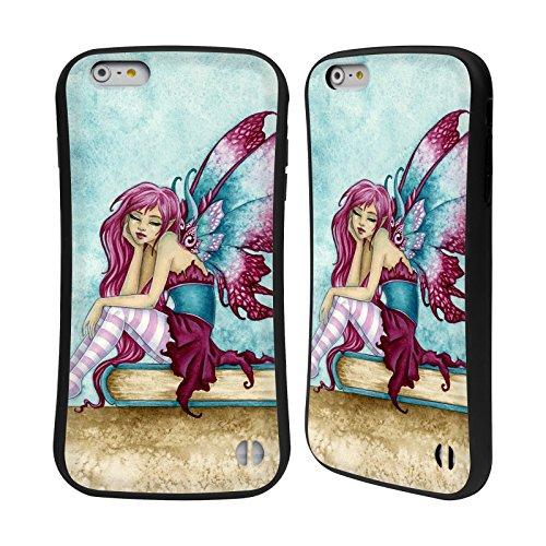 Ufficiale Amy Brown LIntroduzione Folletti Case Ibrida per Apple iPhone 7 / iPhone 8 Domenica Mattina