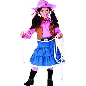Dress Up America Traje de Vaquera Juvenil Atractivo