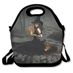 Fiambrera de bruja, bolsa para