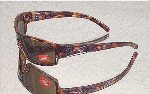 PUMA Sonnenbrille - KLIM 2532-Braun